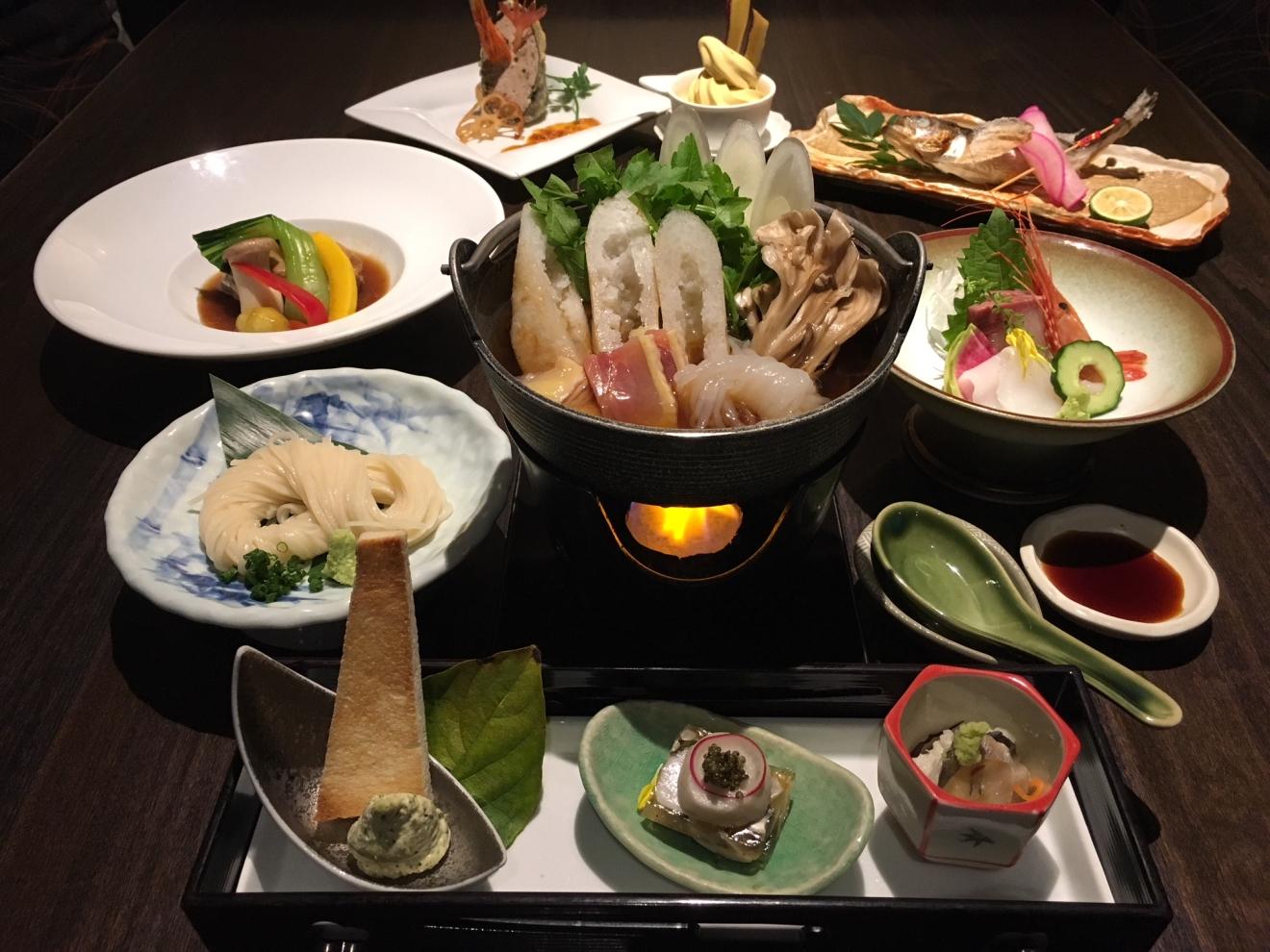秋田の味を満喫♪きりたんぽプラン(朝食・夕食つき)