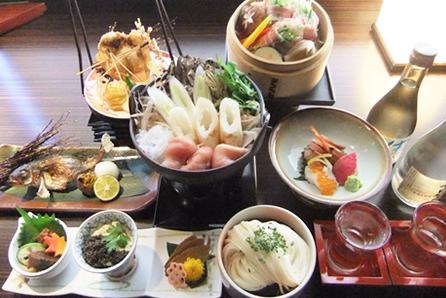 秋田の味を満喫♪きりたんぽプラン《朝食・夕食つき》