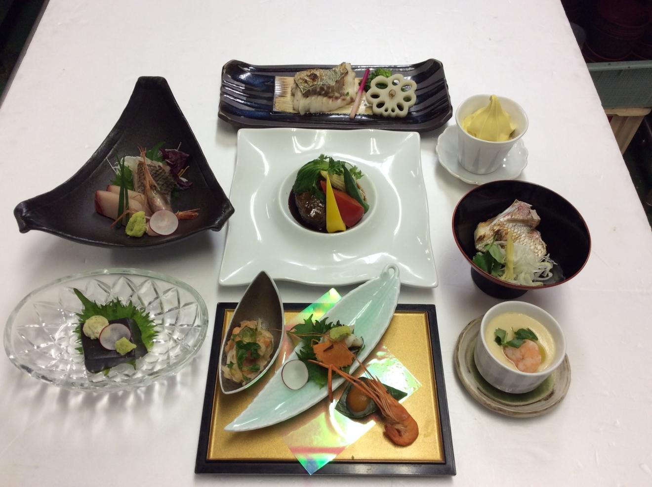 ☆季節限定☆食の秋田・男鹿の鯛《朝食・夕食つき》