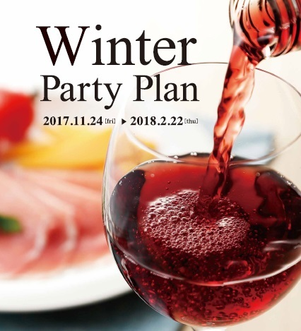 Winter Party Plan